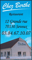 Restaurant Chez Berthe