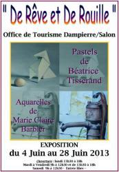 Exposition ''De Rêve et de Rouille''