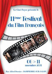 Affiche 11ème Festival du Film Français