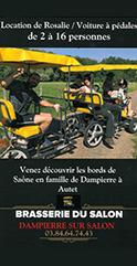 Brasserie Tour Dampierre