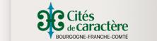 Cités de caractère de Bourgogne-France-Comté