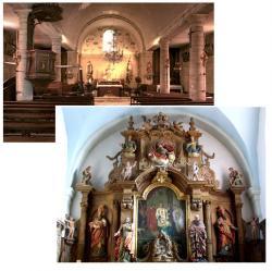 Patrimoine religieux, OT entre Saône et Salon