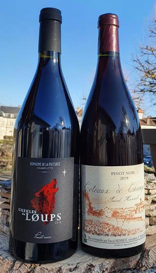 Les vins de Champlitte
