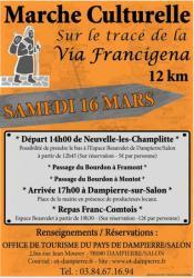 Marche Via Francigena