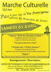 3ème Marche Populaire de la Via Francigena